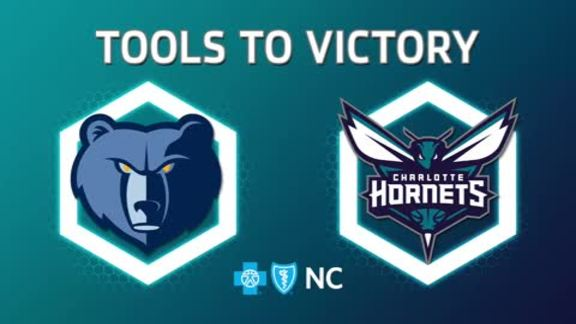 Tools to Victory Presented by Blue Cross and Blue Shield of North Carolina - 3/22/18