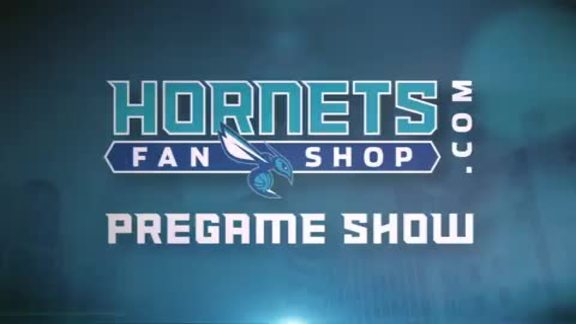 hornetsfanshop.com Pregame Show - 3/22/18 - Part 1 of 2