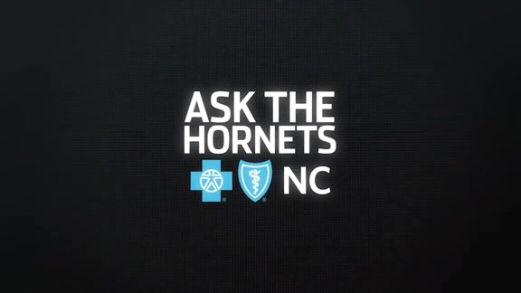 Ask the Hornets Blue Cross and Blue Shield of North Carolina | Past Event - 3/22/18