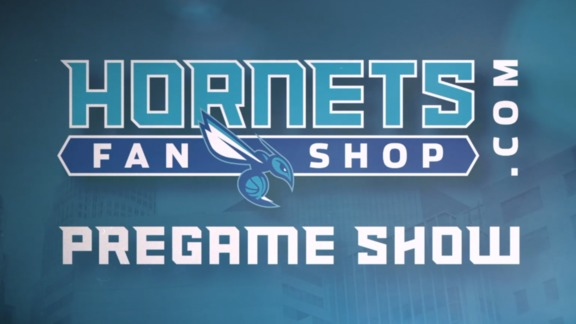 hornetsfanshop.com Pregame Show - 4/8/18 - Part 2 of 2