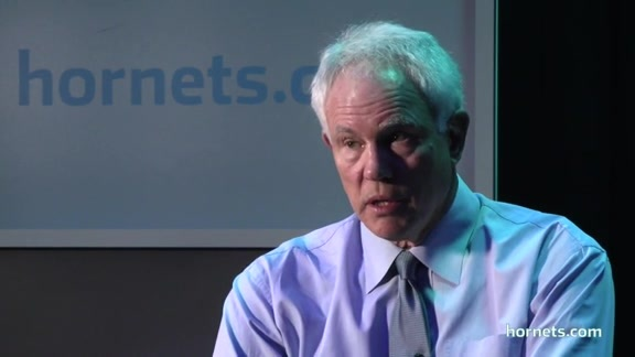 hornets.com Exclusive | Mitch Kupchak - 4/10/18