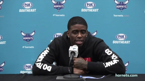 2018 Exit Interviews | Dwayne Bacon - 4/11/18
