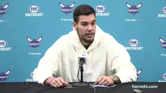 2018 Exit Interviews | Willy Hernangomez - 4/11/18