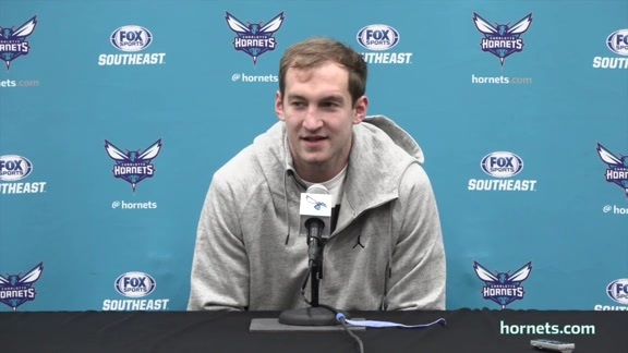2018 Exit Interviews | Cody Zeller - 4/11/18