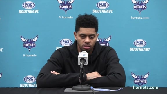 2018 Exit Interviews | Jeremy Lamb - 4/11/18