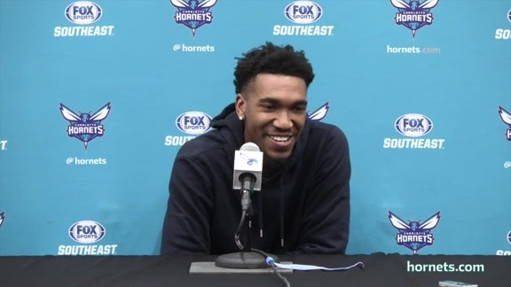 2018 Exit Interviews | Malik Monk - 4/11/18
