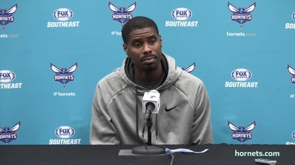 2018 Exit Interviews | Marvin Williams - 4/11/18