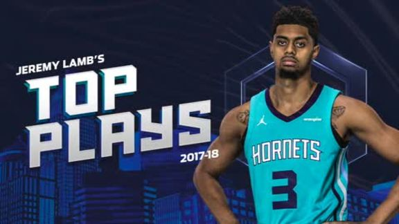 2017-18 Top Plays | Jeremy Lamb - 5/14/18