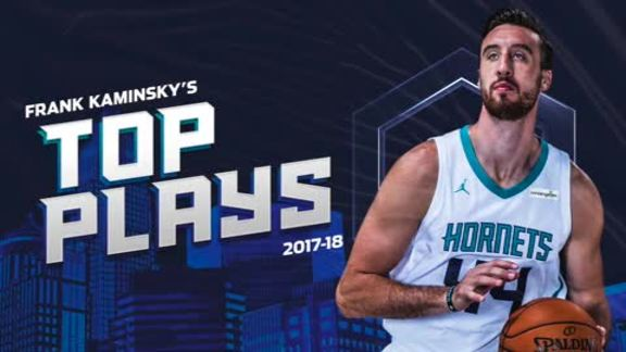 2017-18 Top Plays | Frank Kaminsky - 5/16/18