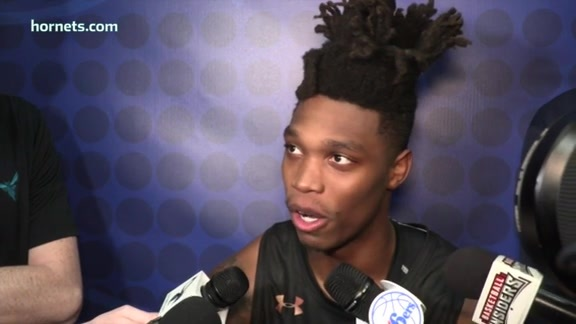 2018 NBA Draft Combine | Lonnie Walker IV - 5/18/18