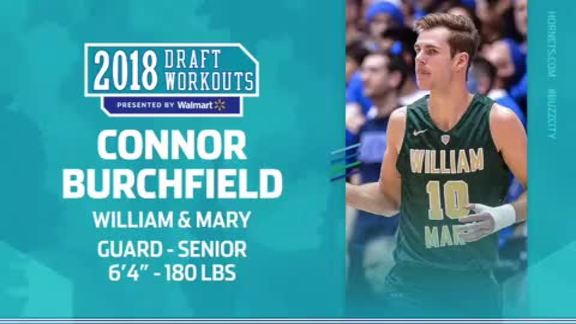 2018 Draft Workouts | Connor Burchfield - 5/25/18