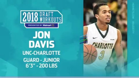 2018 Draft Workouts | Jon Davis - 5/25/18