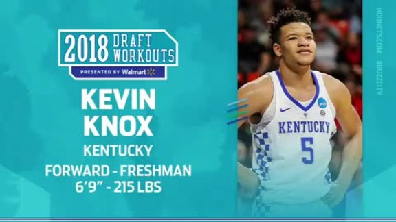 2018 Draft Workouts | Kevin Knox - 6/17/18