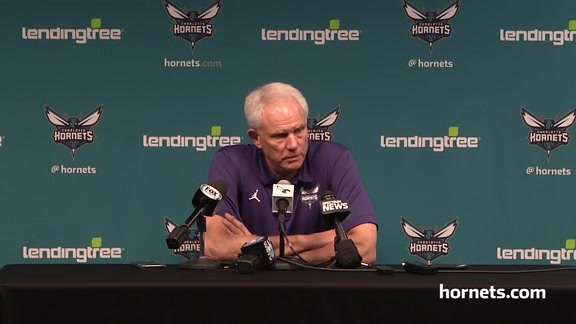 Mitch Kupchak on Acquiring Miles Bridges - 6/21/18