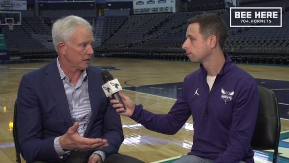 2018 NBA Draft | Mitch Kupchak Interview - 6/22/18