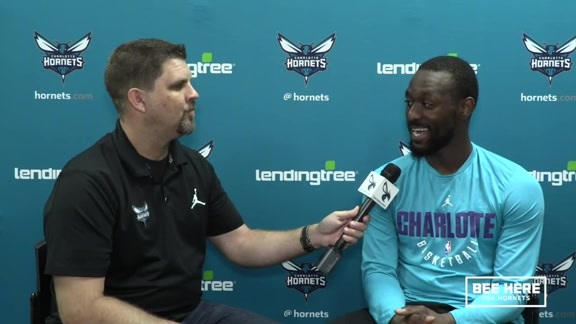 hornets.com Exclusive | Kemba Walker - 6/29/18