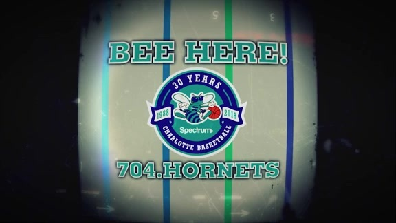 Hornets Announce Classic Night Schedule - 8/20/18