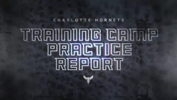 Training Camp Practice Report - 9/25/18