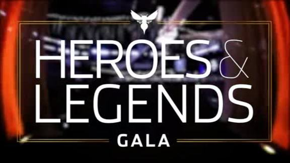 Heroes & Legends Gala | Recap - 10/13/18