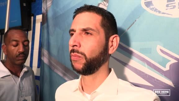 Hornets Pregame | James Borrego - 10/19/18