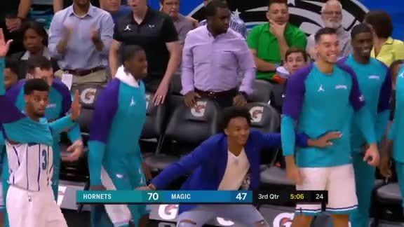 Game Highlights vs Magic - 10/19/18
