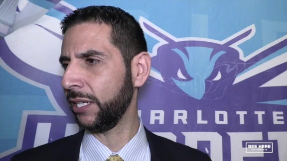Hornets Postgame | James Borrego - 10/20/18