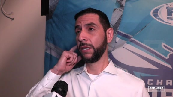 Hornets Pregame | James Borrego - 10/22/18