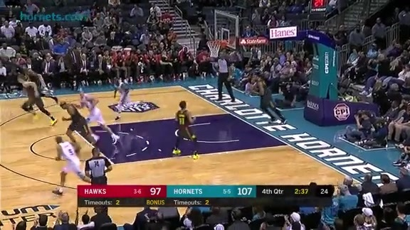 Hornets Highlights | Kemba Walker - 11/6/18
