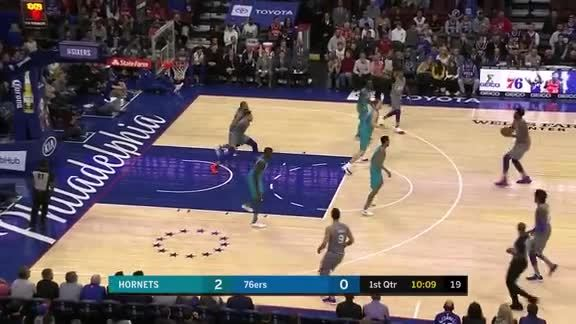 Game Highlights vs Sixers - 11/9/18