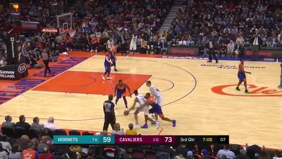 Game Highlights vs Cavaliers - 11/13/18