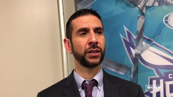 Hornets Postgame | James Borrego - 11/23/18