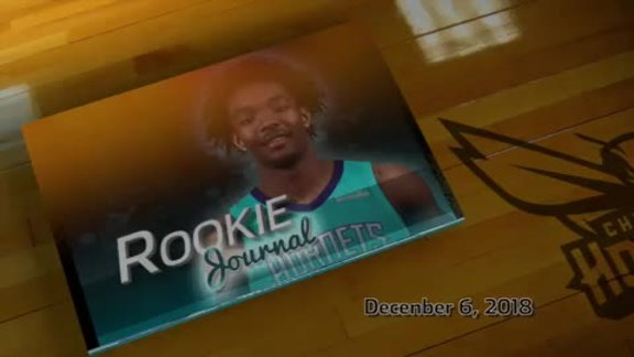 2018-19 Rookie Journal | Devonte' Graham - 12/6/18