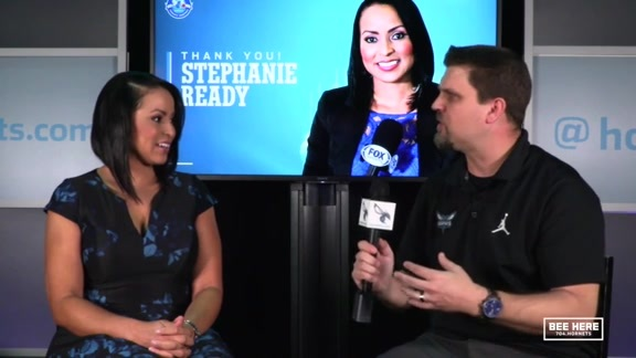 Stephanie Ready Interview - 12/15/18