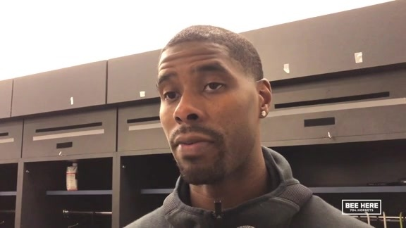 Hornets Postgame | Marvin Williams - 1/11/19
