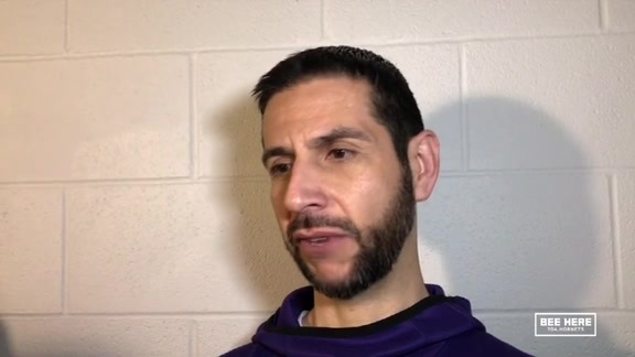 Hornets Pregame | James Borrego - 1/14/19