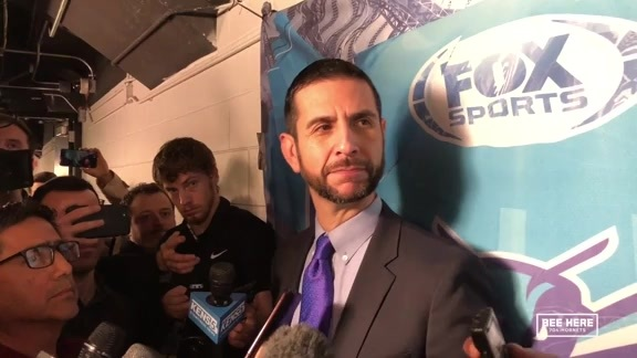 Hornets Postgame | James Borrego - 1/14/19