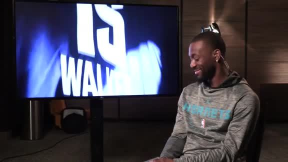 Kemba Walker Reacts to Being Named an All-Star Game Starter - 1/24/19