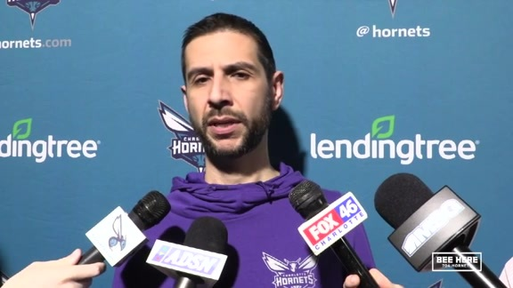 Hornets Pregame | James Borrego - 1/28/19