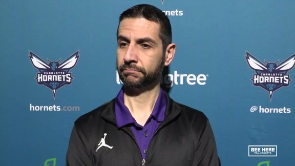 Hornets Pregame | James Borrego - 2/5/19