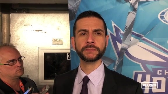 Hornets Postgame | James Borrego 2/6/19