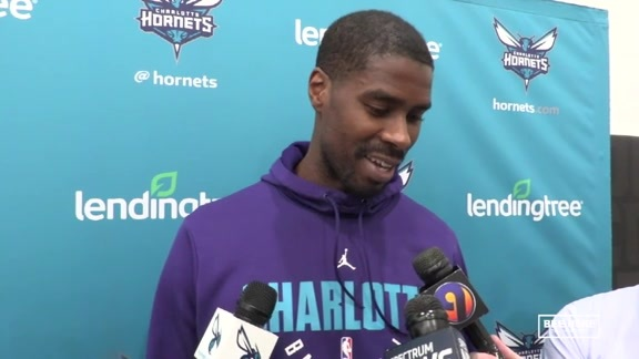 Hornets Practice | Marvin Williams - 2/13/19
