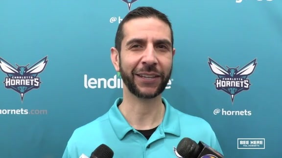 Hornets Practice | James Borrego - 2/13/19