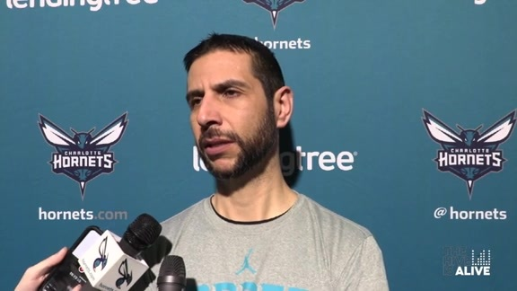 Hornets Pregame | James Borrego - 3/8/19