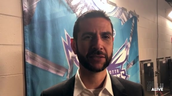 Hornets Pregame | James Borrego - 3/9/19