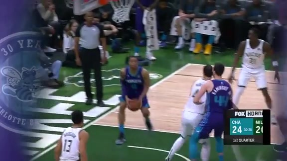 Hornets Highlights | Frank Kaminsky - 3/9/19