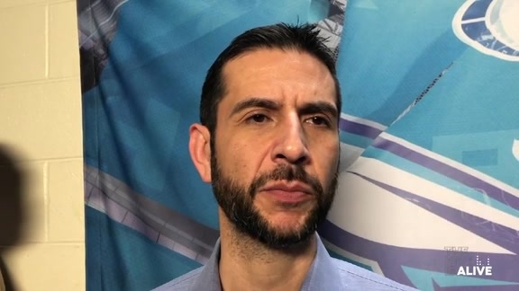 Hornets Pregame | James Borrego - 3/11/19