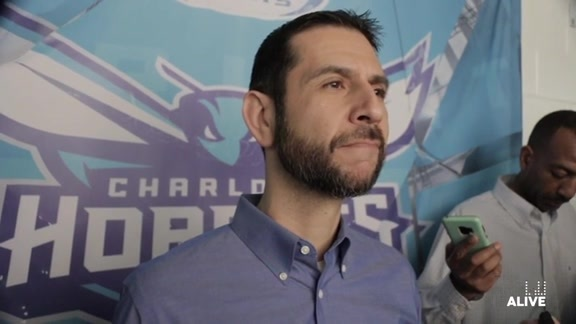 Hornets Pregame | James Borrego - 3/17/19