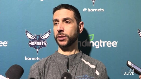 Hornets Pregame | James Borrego - 3/23/19