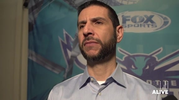 Hornets Pregame | James Borrego - 3/24/19