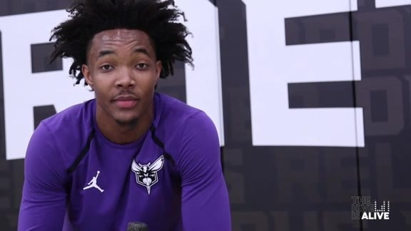 2018-2019 Rookie Journal | Devonte' Graham - 3/28/19